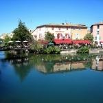 La venise provençale : L'Isle sur la Sorgue par Olivier Colas - L'Isle sur la Sorgue 84800 Vaucluse Provence France