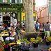 Café de France  by Olivier Colas - L'Isle sur la Sorgue 84800 Vaucluse Provence France