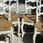 Chairs Quartet by  - L'Isle sur la Sorgue 84800 Vaucluse Provence France