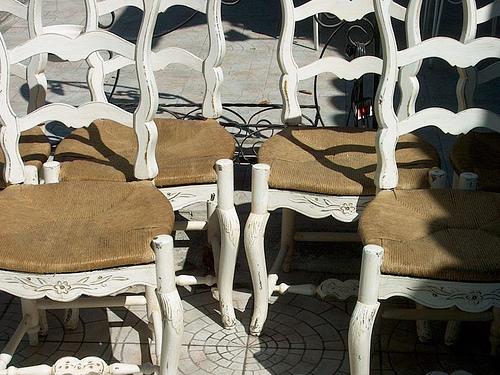 Chairs Quartet par Elisabeth85