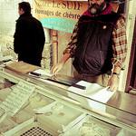 Le Vendeur du Fromage de Chèvre par claude.attard.bezzina - L'Isle sur la Sorgue 84800 Vaucluse Provence France