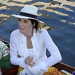 Rue de la soif - Le Marché Flottant de l'Isle sur la Sorgue par Massimo Battesini - L'Isle sur la Sorgue 84800 Vaucluse Provence France