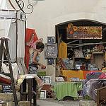 Antiquités et déco à L'Isle-sur-la-Sorgue by Massimo Battesini - L'Isle sur la Sorgue 84800 Vaucluse Provence France