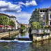 Les canaux de L'Isle Sur La Sorgue, Provence par marty_pinker - L'Isle sur la Sorgue 84800 Vaucluse Provence France
