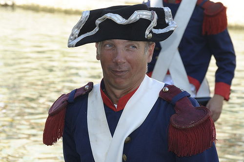 Provence - Le Marché Flottant de l'Isle sur la Sorgue par Massimo Battesini