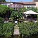 Cafe Fleurs Au Jardin d'Aubanel par lepustimidus - L'Isle sur la Sorgue 84800 Vaucluse Provence France