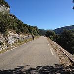 Nesque : autoroute à vélo par  -   Vaucluse Provence France