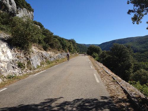 Nesque : autoroute à vélo by gab113