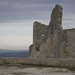 Ruines du Château du Marquis de Sade par cpqs - Lacoste 84480 Vaucluse Provence France