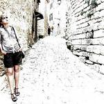 ruelles de Lacoste par noranorling - Lacoste 84480 Vaucluse Provence France