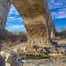 Pile du pont julien par Gabi Monnier - Lacoste 84480 Vaucluse Provence France