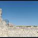 Fenetre sur ciel : ruines du château de Lacoste par Gramgroum - Lacoste 84480 Vaucluse Provence France