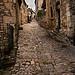 Ruelle pavée de Lacoste par Hervé D. - Lacoste 84480 Vaucluse Provence France