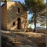 Chapelle des Dentelles de Montmirail by Photo-Provence-Passion - Lafare 84190 Vaucluse Provence France