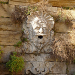 Ancienne fontaine de Lauris by Pierre MM - Lauris 84360 Vaucluse Provence France