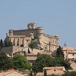 Castle of Le Barroux par DrBartje - Le Barroux 84330 Vaucluse Provence France