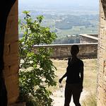 Silhouette - Le Barroux par gab113 - Le Barroux 84330 Vaucluse Provence France