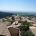Les toits du Barroux et la plaine par gab113 - Le Barroux 84330 Vaucluse Provence France