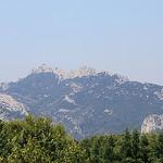 les Dentelles de Montmirail by gab113 - Le Barroux 84330 Vaucluse Provence France
