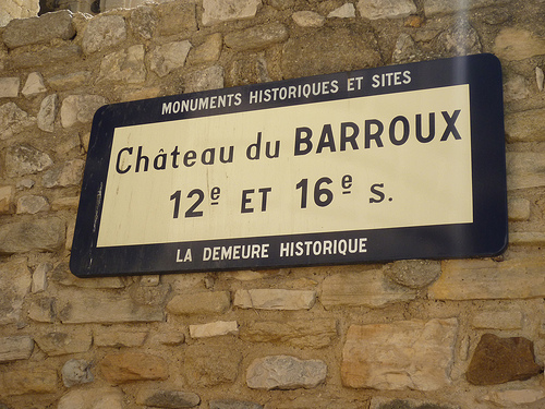 Château du Barroux : demeure historique par gab113