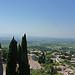 Vue sur la plaine comtadine by gab113 - Le Barroux 84330 Vaucluse Provence France