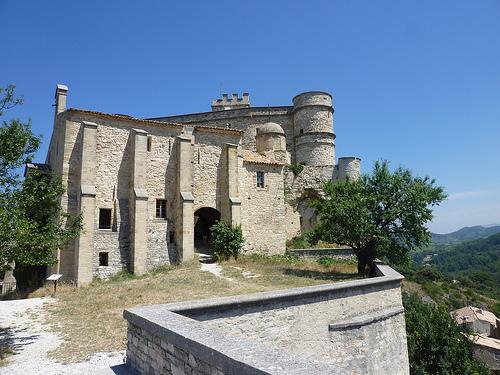 Château du Barroux by gab113
