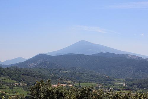 Mont-Ventoux face ouest par gab113