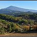 Le Mont Ventoux vu du Barroux by Photo-Provence-Passion - Le Barroux 84330 Vaucluse Provence France