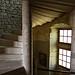 L'escalier du Château du barroux by michelg1974 - Le Barroux 84330 Vaucluse Provence France
