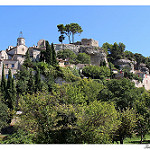 Le Beaucet, village perché by  - Le Beaucet 84210 Vaucluse Provence France