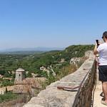 Une vue magnifique depuis le Château du Beaucet par Gabriel Jaquemet - Le Beaucet 84210 Vaucluse Provence France