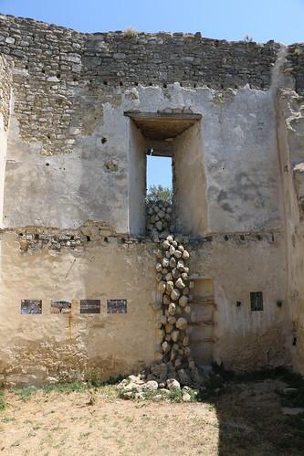 Oeuvre d'art dans le Château du Beaucet par Gabriel Jaquemet