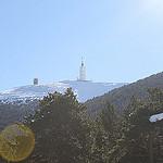 Le sommet du Mont-Ventoux vu du Mont Serein par gab113 -   Vaucluse Provence France