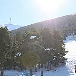 Ski au Mont Serein, face Sud du Ventoux par gab113 - Malaucène 84340 Vaucluse Provence France