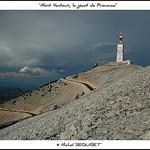 Sommet du Mont-Ventoux  par michel.seguret -   Vaucluse Provence France