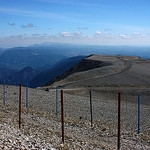 Ventoux - Just like a desert all around by Sokleine -   Vaucluse Provence France