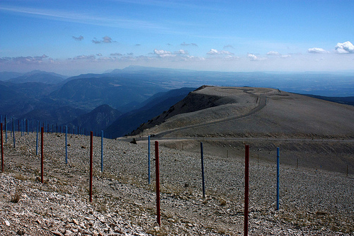 Ventoux - Just like a desert all around par Sokleine