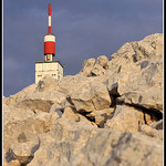 Sommet de pierres du Mont-Ventoux by  - Le Barroux  Vaucluse Provence France