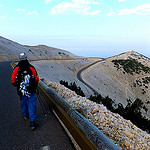 Randonne au sommet du Mont-Ventoux by  - Bdoin  Vaucluse Provence France