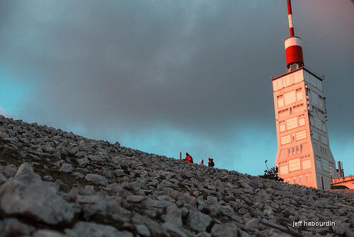 Feux de la Saint Jean - Mont Ventoux par jeff habourdin