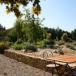Couleur Lavande : Garrigue et lavandes côté jardin by CouleurLavande.com - Le Thor 84250 Vaucluse Provence France