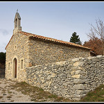 Chapelle dans le Ventouret by Photo-Provence-Passion -   Vaucluse Provence France