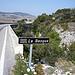 Pont au dessus de la Nesque par  - Méthamis 84570 Vaucluse Provence France