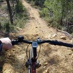 Randonnée à Vélo dans le sable ocre by gab113 -   Vaucluse Provence France