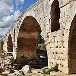 Pont Julien au coeur du Lubéron by Leo Ad -   Vaucluse Provence France