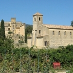 Le temple protestant de Lourmarin by mistinguette18 - Lourmarin 84160 Vaucluse Provence France
