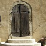 Porte à Lourmarin by mistinguette18 - Lourmarin 84160 Vaucluse Provence France