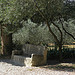 Banc de pierre par mistinguette18 - Lourmarin 84160 Vaucluse Provence France