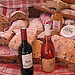 Lourmarin : vin, pain et fromage corse by CME NOW - Lourmarin 84160 Vaucluse Provence France