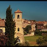 Temple de Lourmarin by eyetastic - Lourmarin 84160 Vaucluse Provence France